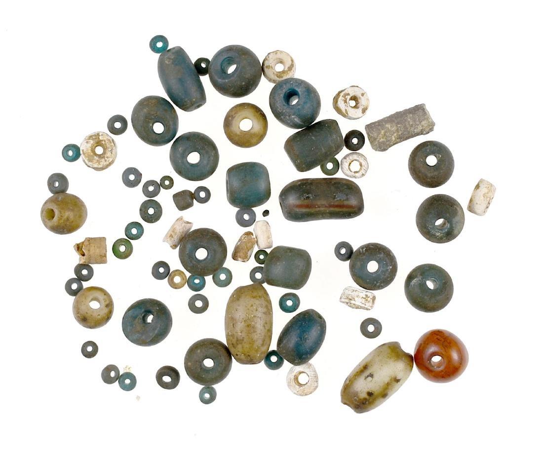 Lot of 60+ California Beads