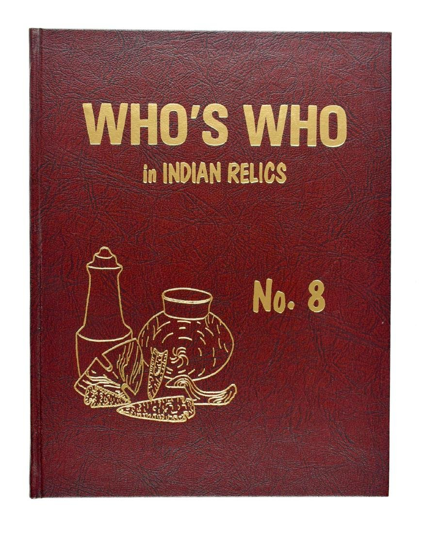 #8 Who's Who in Indian Relics
