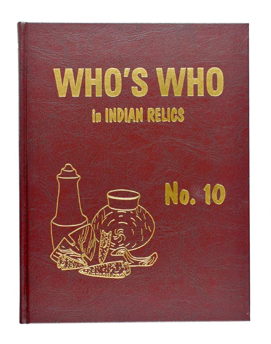 #10 Who's Who in Indian Relics