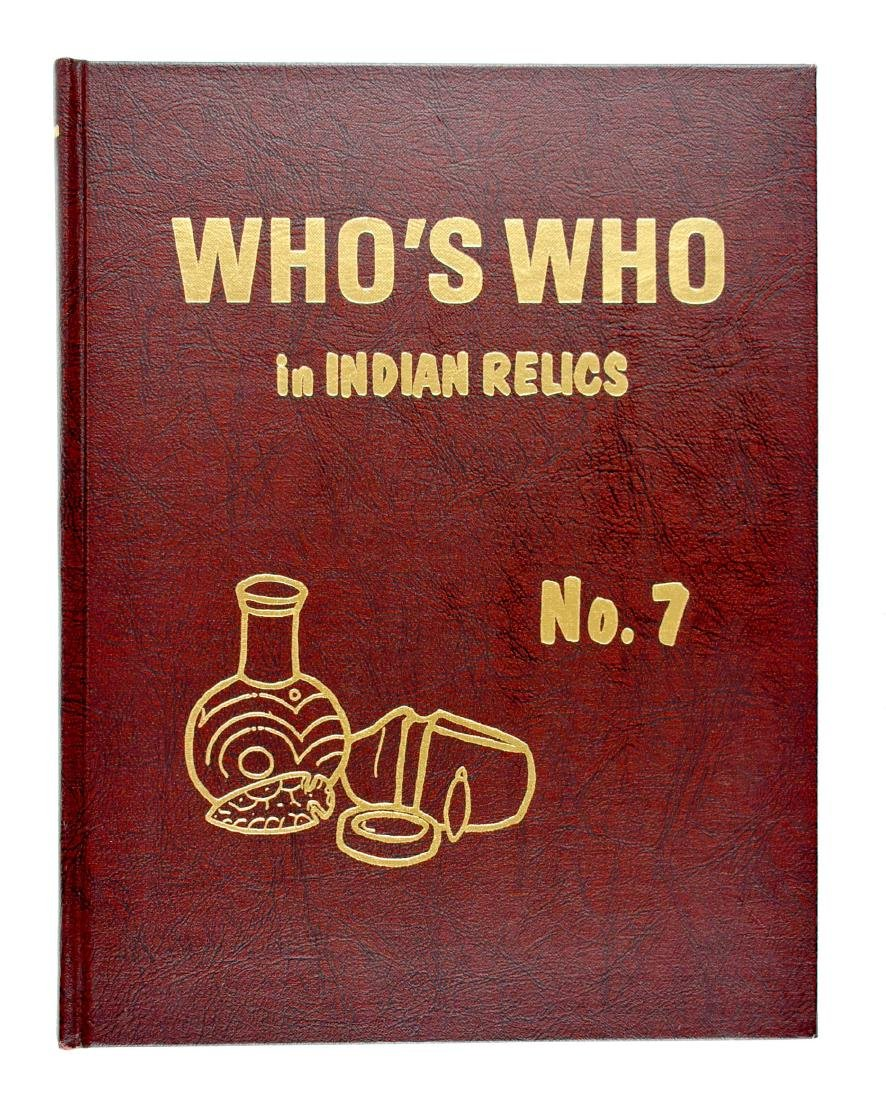 #7 Who's Who in Indian Relics