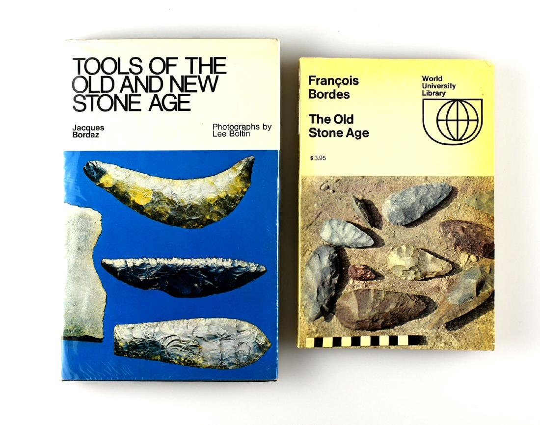 Old Stone Age Book Set