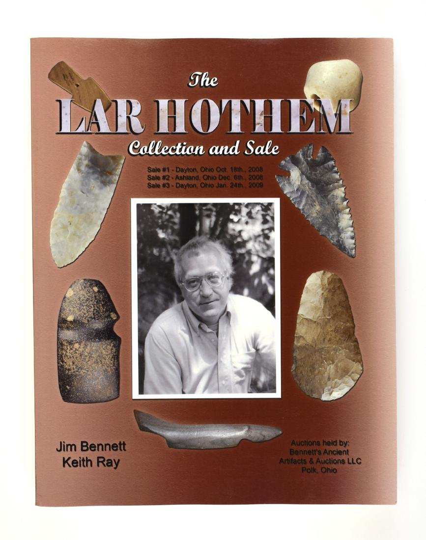 Lar Hothem Collection & Sale Catalog