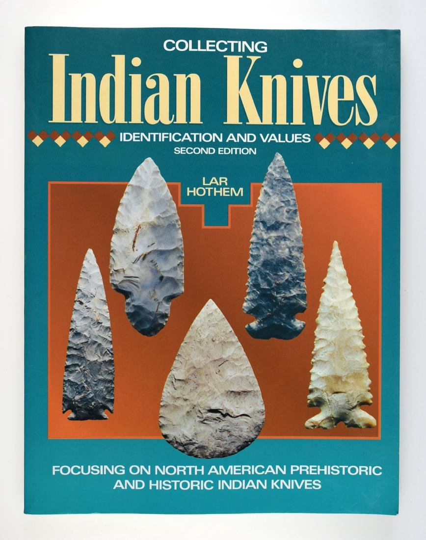 Collecting Indian Knives - Hothem