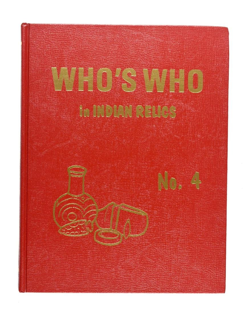 #4 Who's Who In Indian Relics