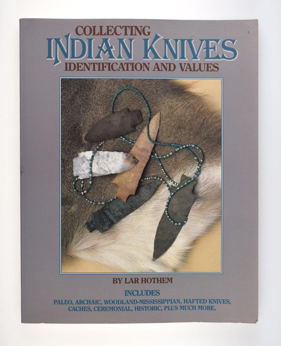 Hothem - Collecting Indian Knives #1