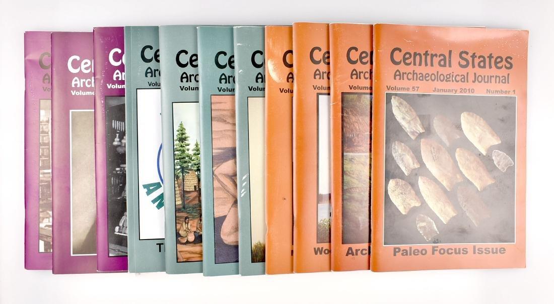 11 Central States Journals