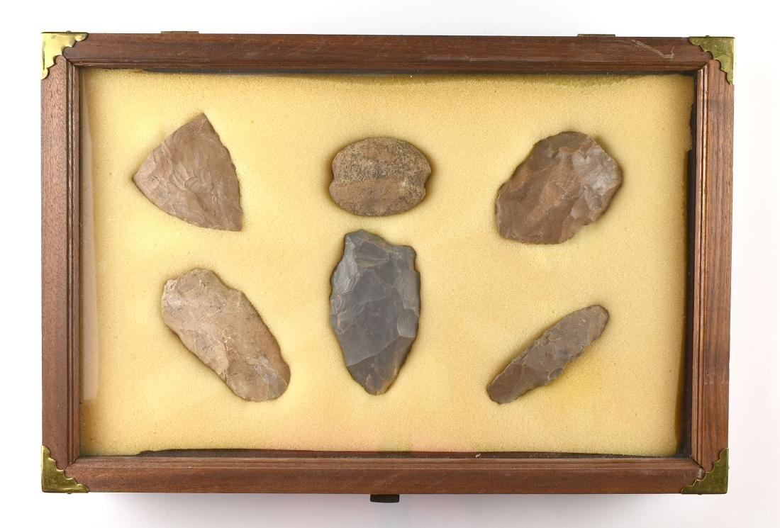 12x18 Display of TN Artifacts