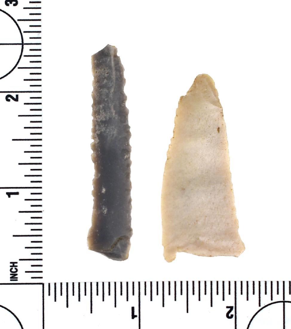Pair of Fine Kentucky Paleo Tools - 2
