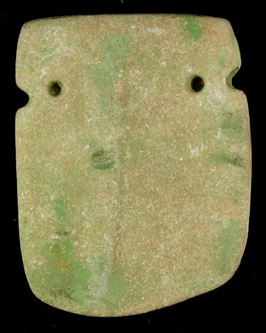 Pre-Columbian Jade Axe God - Costa Rica - 2