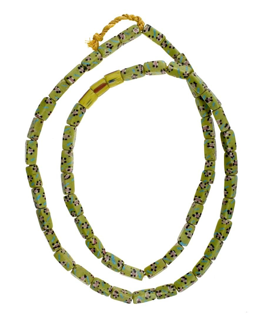 "32"" Fancy Trade Bead Necklace"