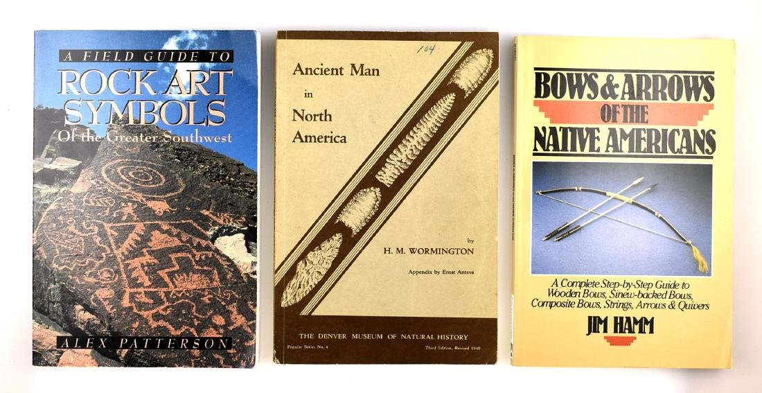 3 Native American Books
