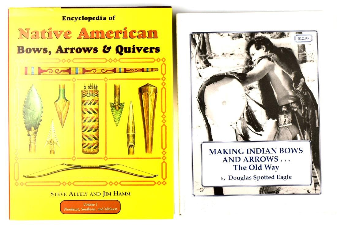 2 Books on Indian Bows