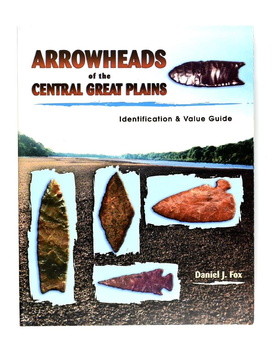 Arrowheads of the Central Great Plains - Fox