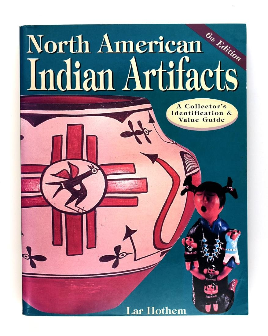 North American Indian Artifacts - HOTHEM