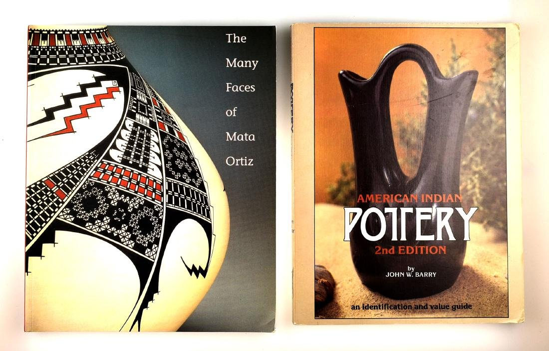 2 Books on Pottery
