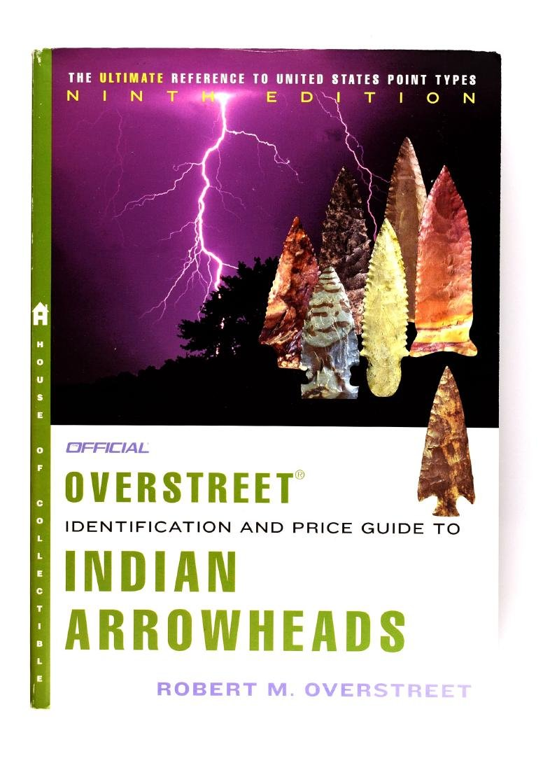 9th Edition Overstreet Guide