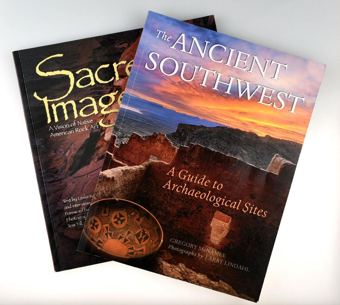 Pair of Native American Themed Books
