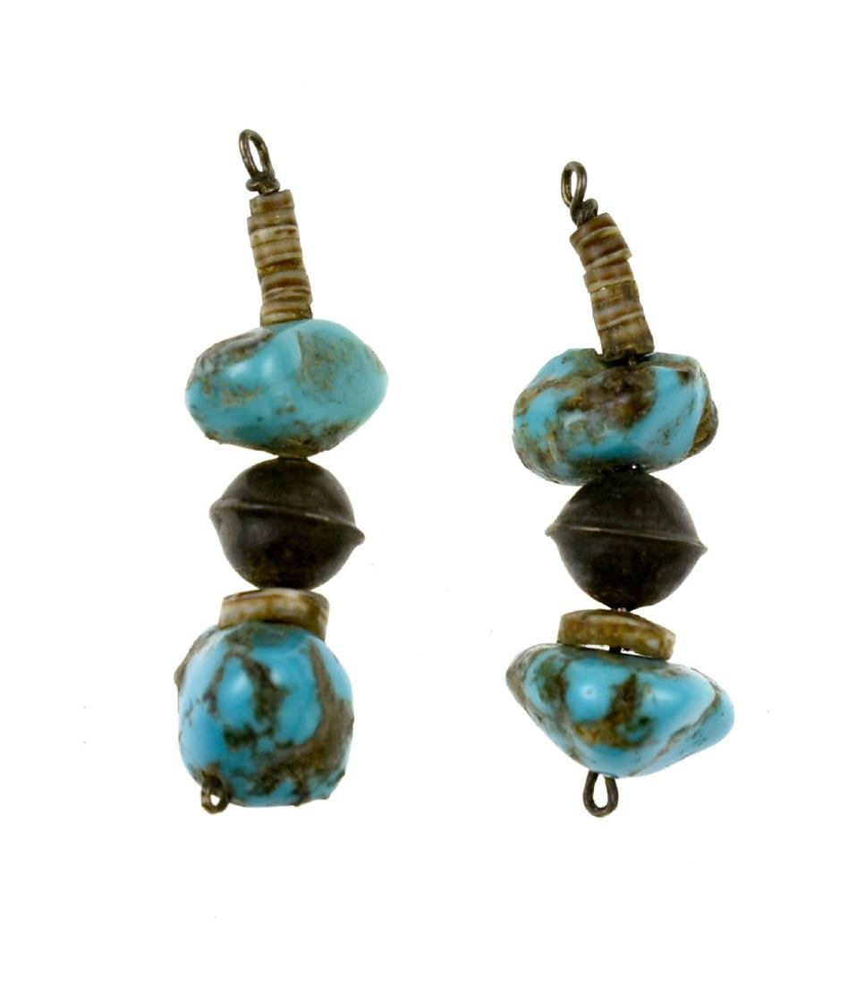 Southwestern Turquoise Earrings