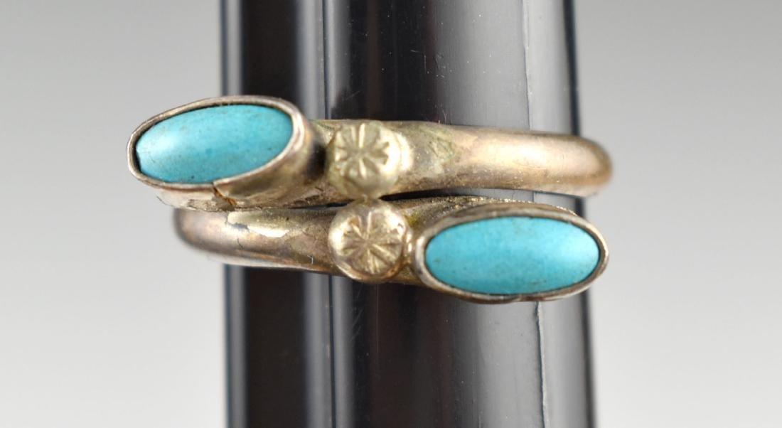 Southwestern Silver Ring