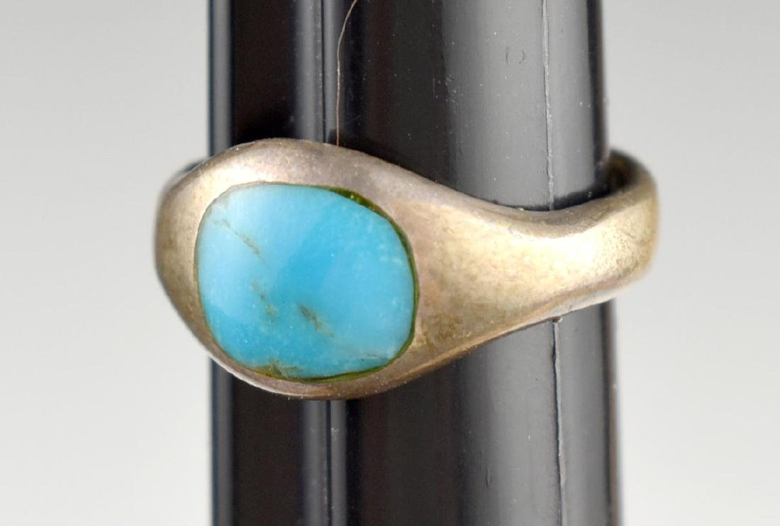 Southwestern Silver Ring
