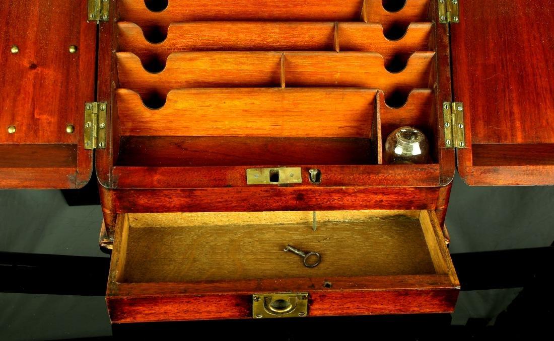 18th Century Antique Continental Letter Box - 4