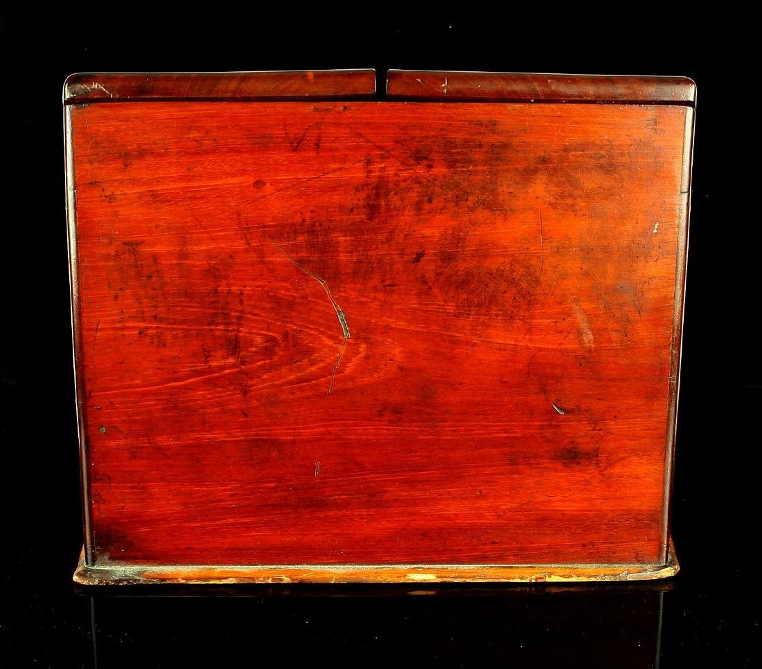 18th Century Antique Continental Letter Box - 6