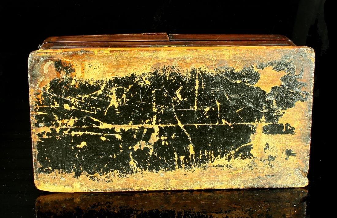 18th Century Antique Continental Letter Box - 8