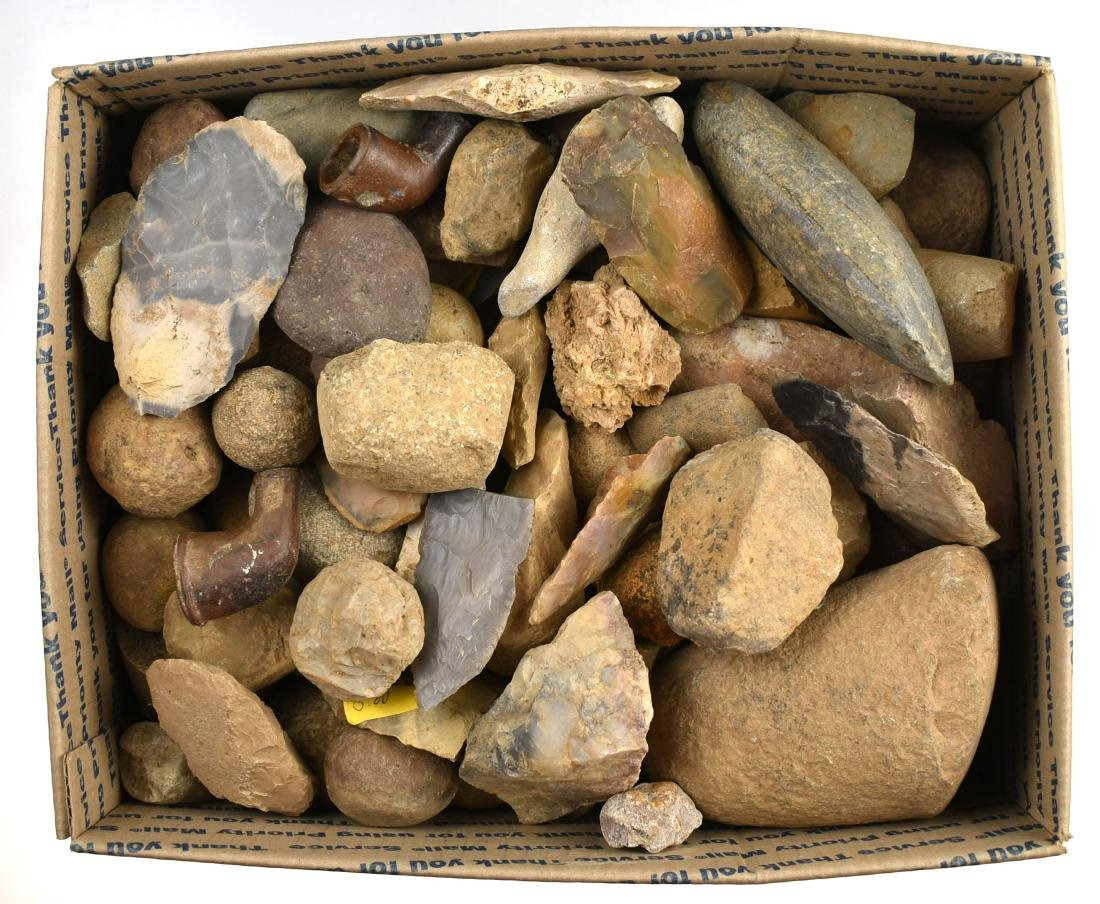 26lbs of Kentucky Artifacts