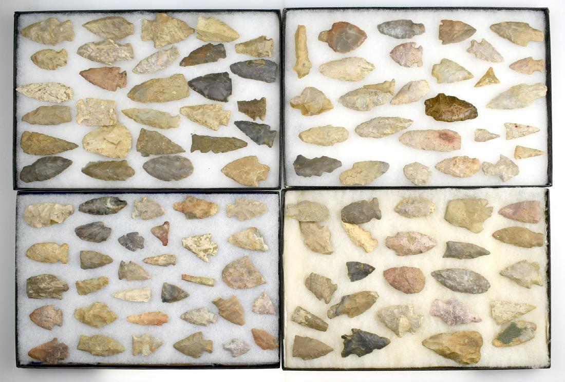 Collection of Kentucky Arrowheads
