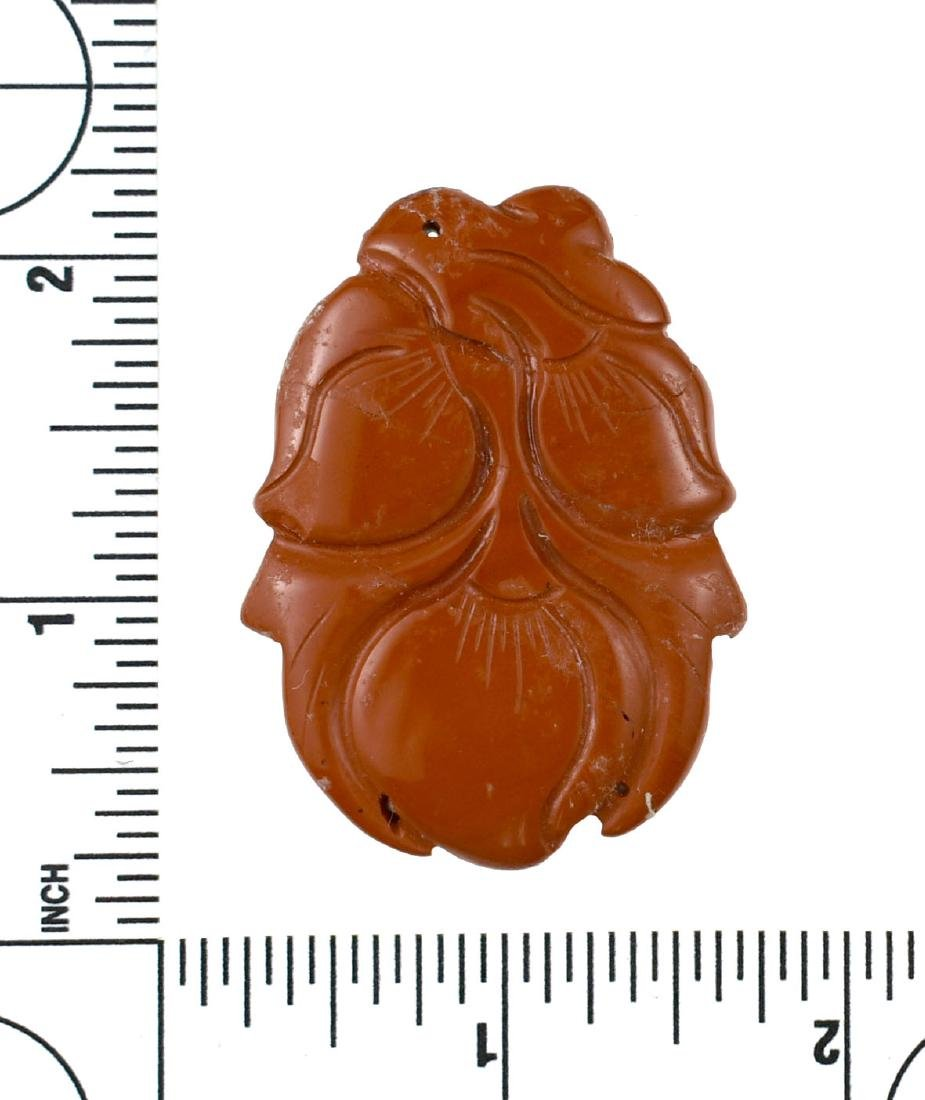 50mm Chinese Carving *repaired