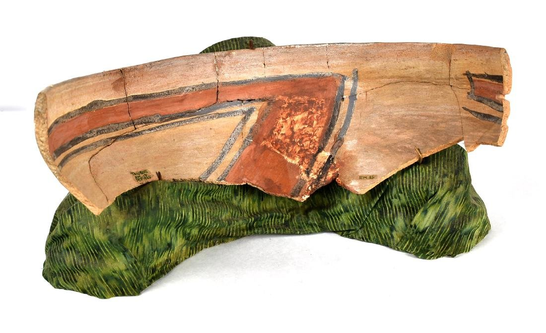 "13"" Pueblo Pot Fragment"
