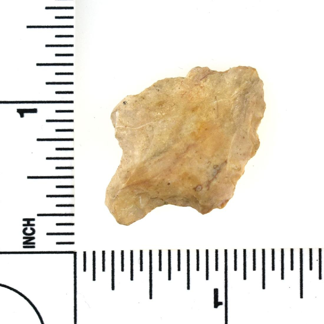Extremely Old 34mm Mesolithic Arrowhead from Morocco