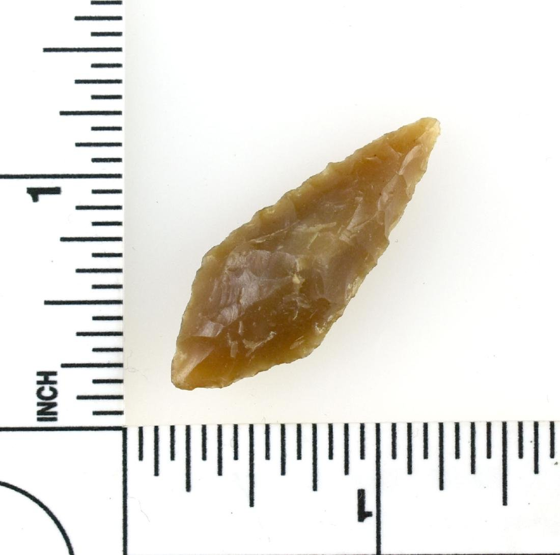 Rare 37mm Flint Arrowhead from Afghanistan