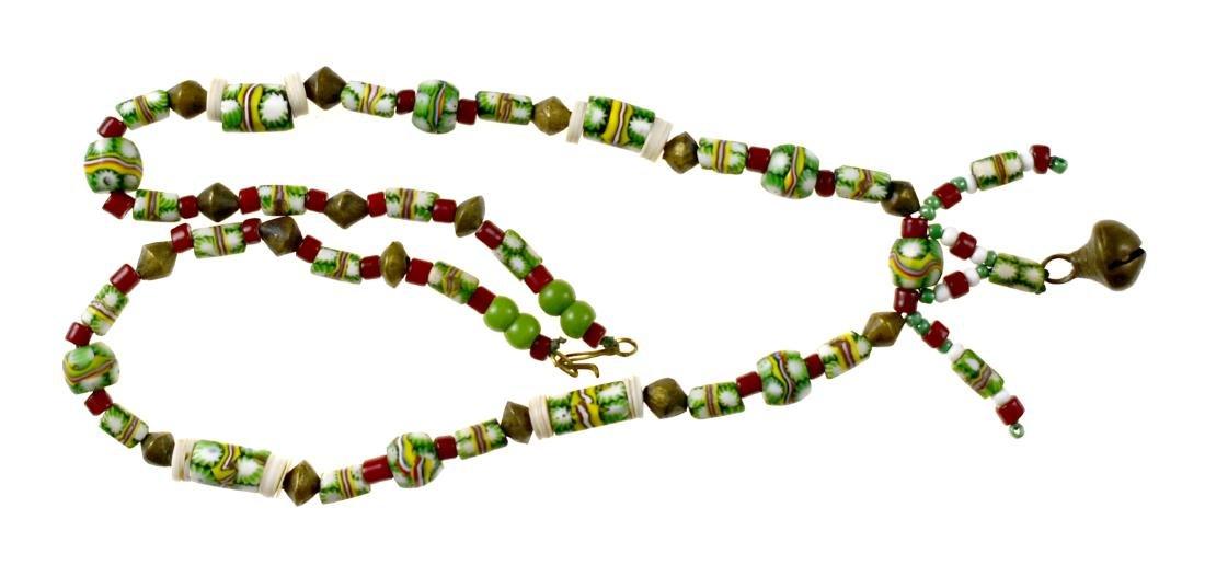 "28"" Trade Bead Necklace"