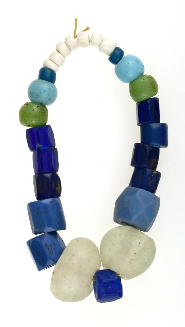 """6"""" Excavated Trade Bead Bracelet"""