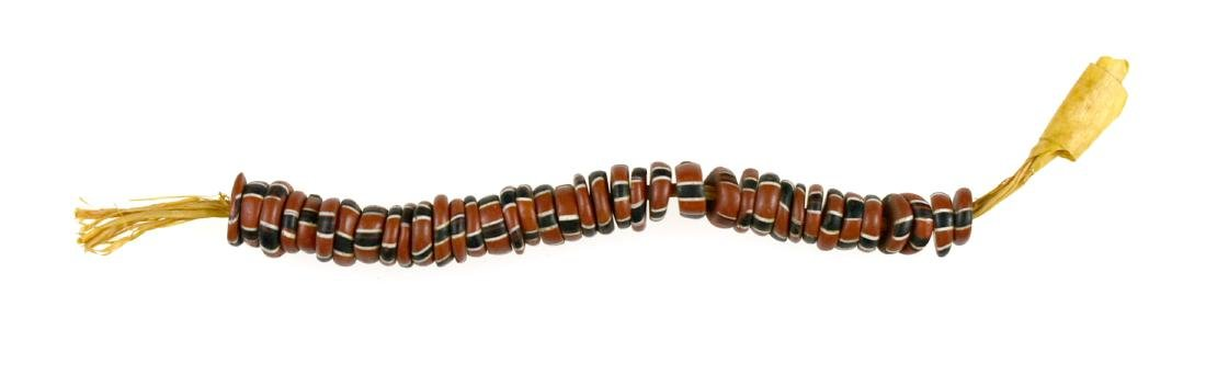 "3 7/8"" Trade Bead String"