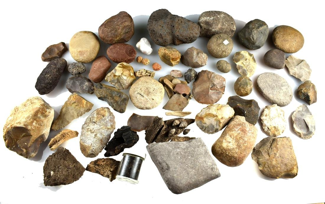 31+lbs of Stone Tools and Artifacts
