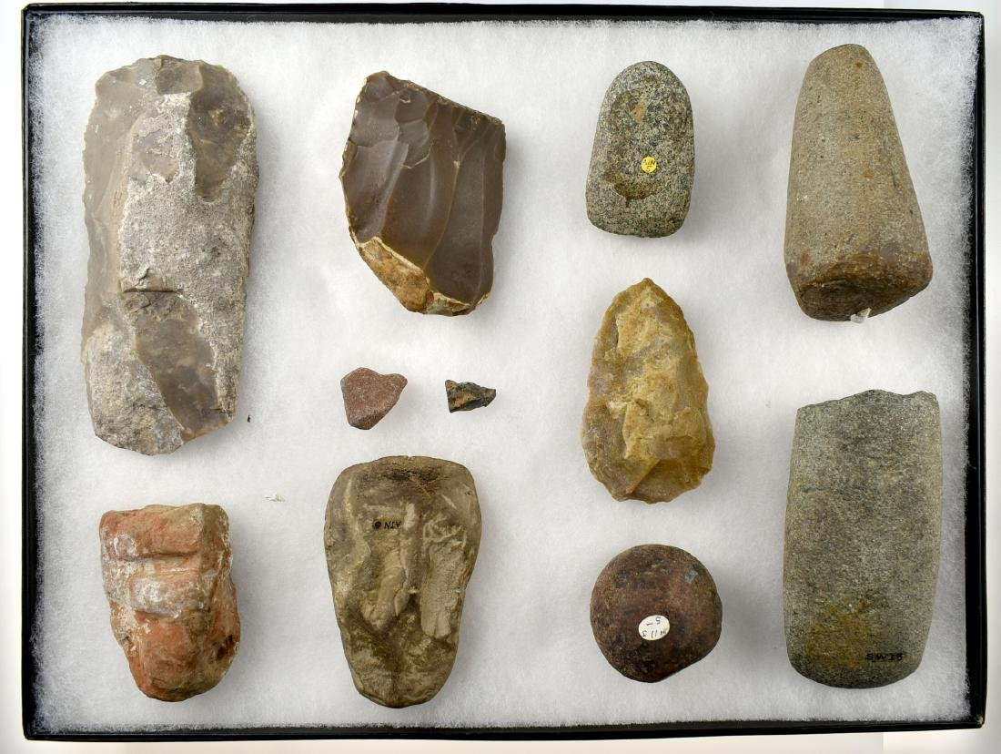 Assorted Artifacts Lot