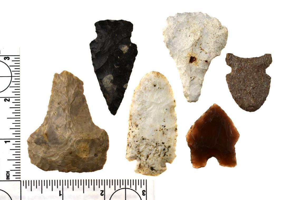 6 Nice Artifacts