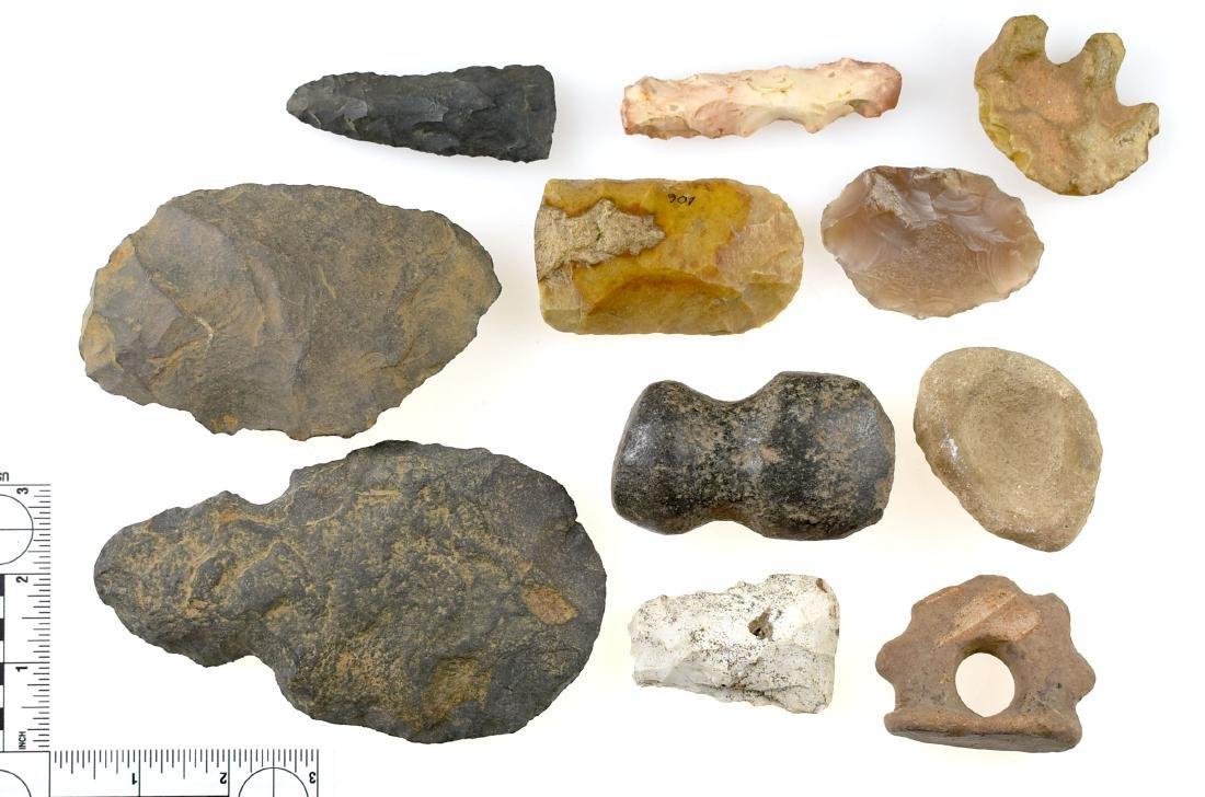 Job Lot of Artifacts