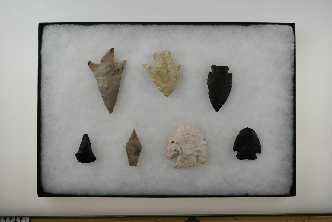 7 Nice Arrowheads