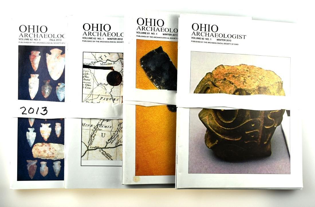 4 years of Ohio Archaeologist