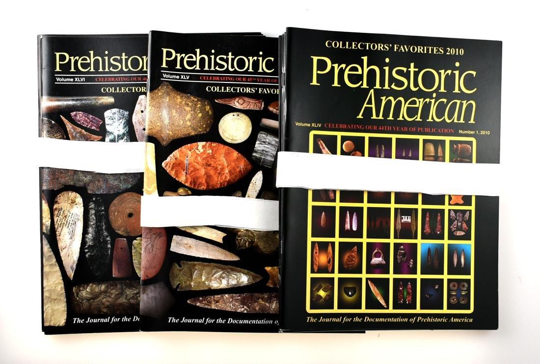 10 Prehistoric Americans