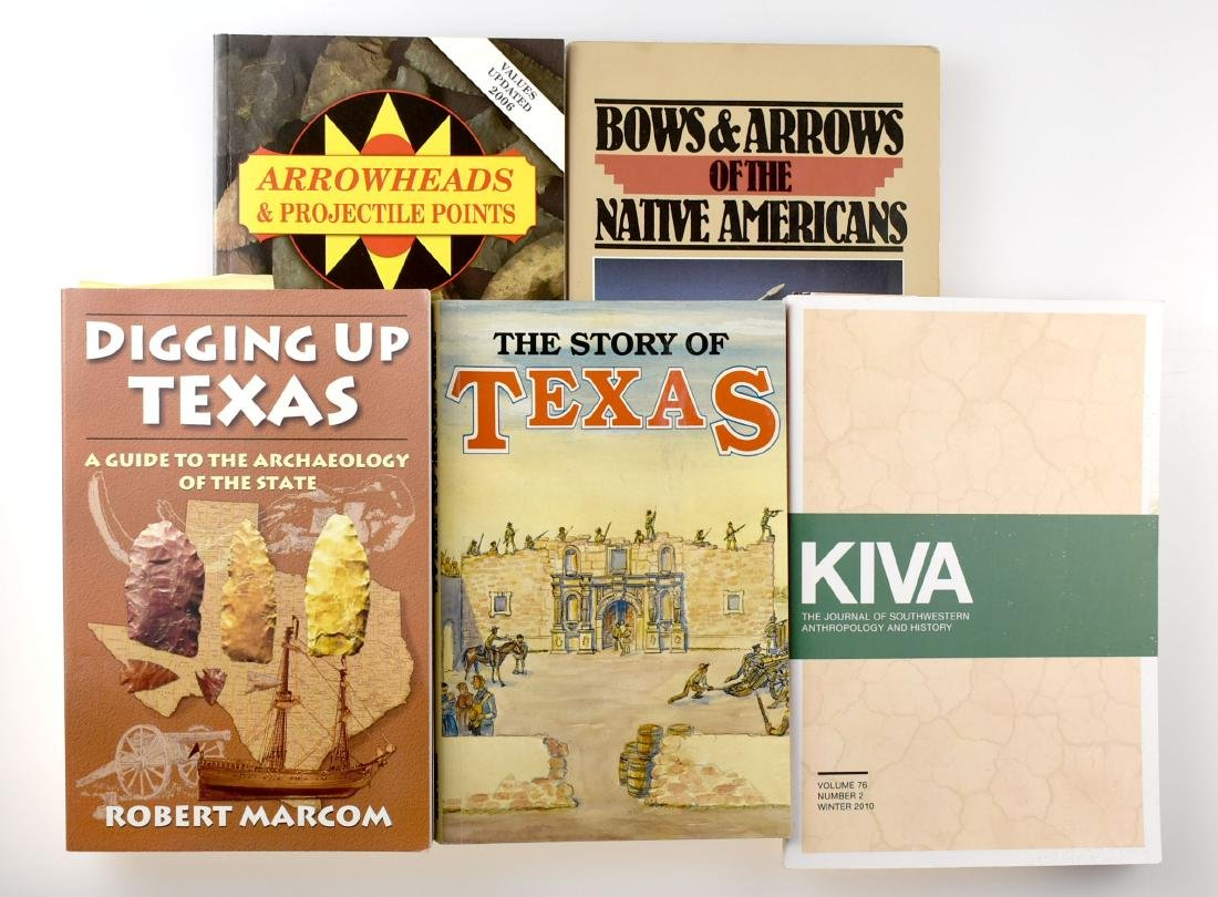 5 Excellent Artifact Books