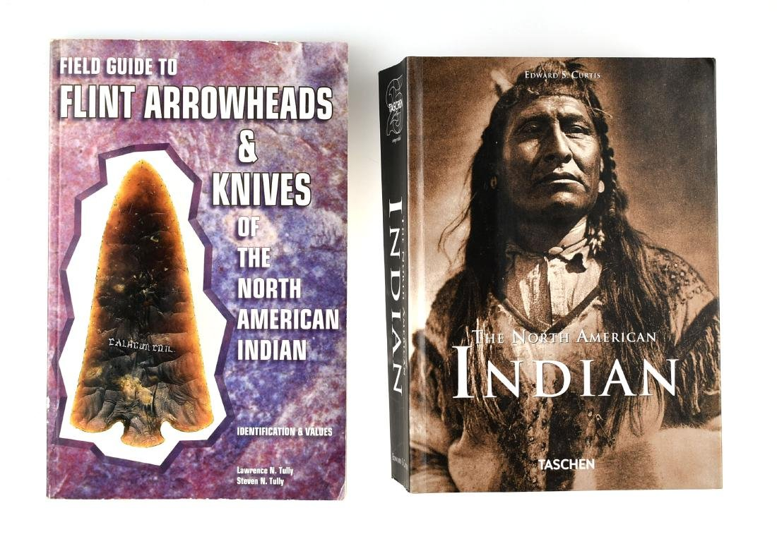 Pair of Native American Interest Books