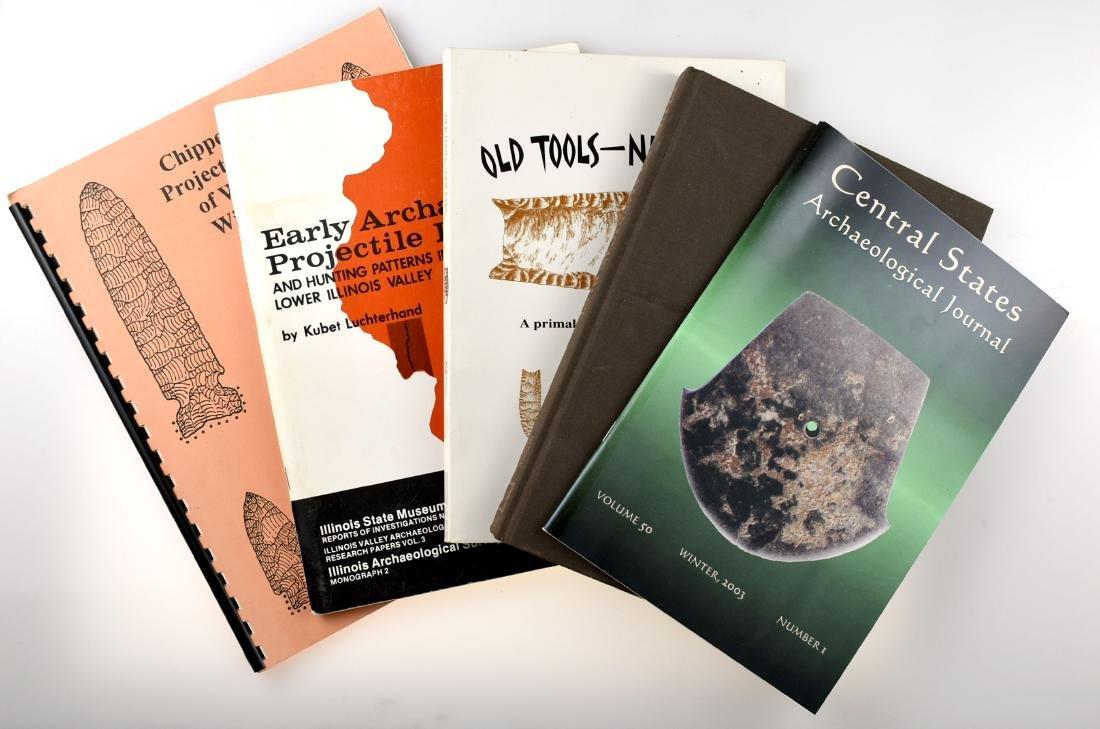 Assorted Artifact Books