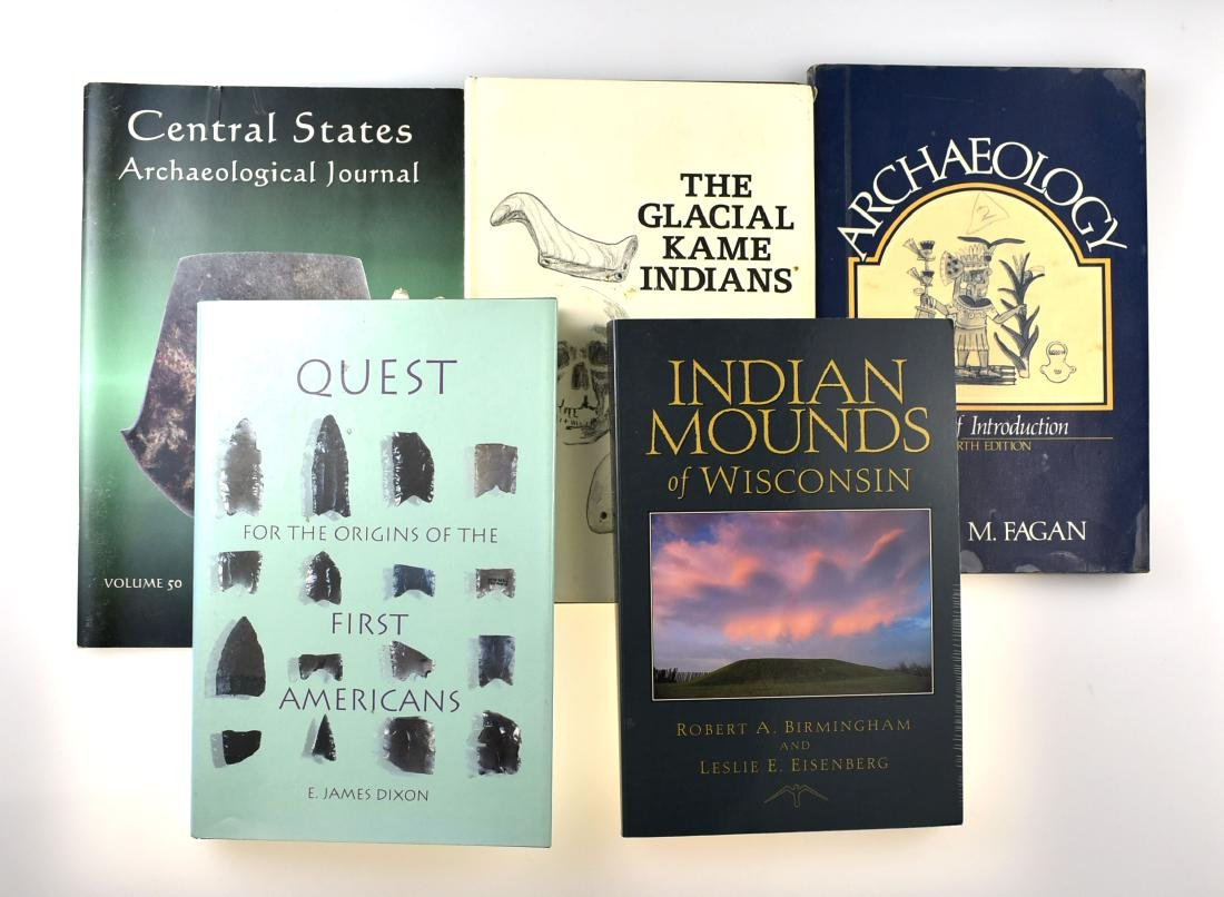 5 Native American Interest Books