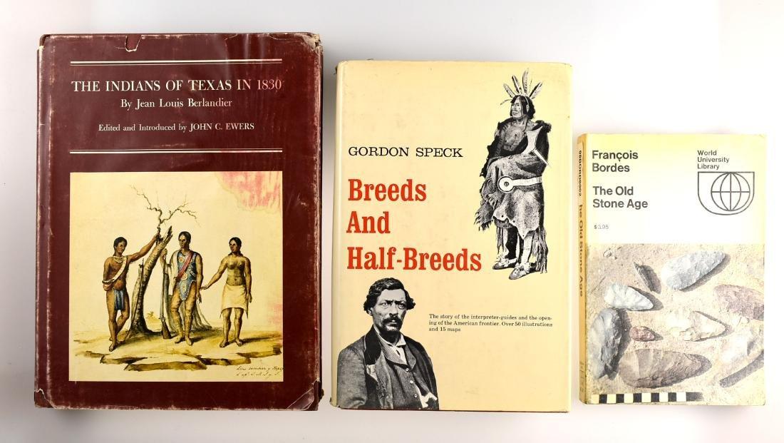 3 Native American Interest Books