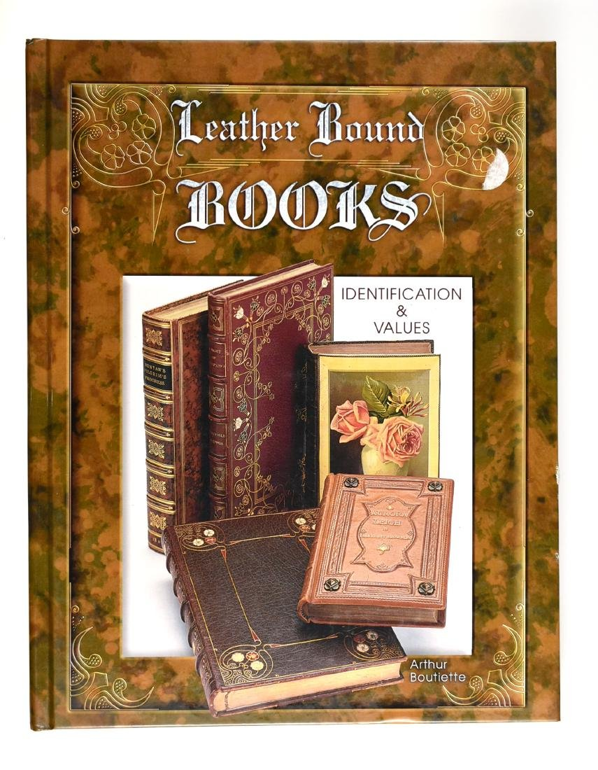 Leather Bound Books - Identification and Values