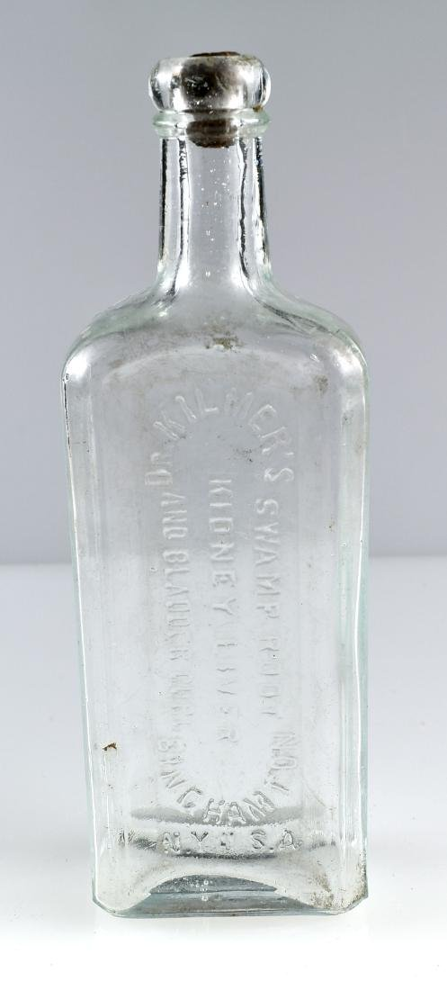 Dr. Kilmer's Swamp Root Medicine Bottle